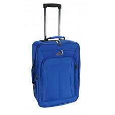 Βαλίτσα Ταξιδίου Τρόλλευ TNS 950-0281S 50εκ 'Αεροπλάνου' (LUG-202428-RL.BLU-S) 36x18x50υψ - Γαλάζια