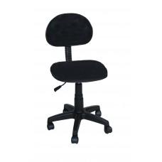 Καρέκλα Γραφείου CH28-21/BLK 40Χ40Χ90 -  Μαύρη