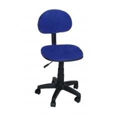 Καρέκλα Γραφείου CH28-21/BLU 40Χ40Χ90 - Μπλε