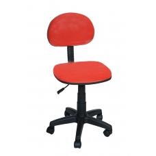 Καρέκλα Γραφείου CH28-21/RD 40Χ40Χ90 - Κόκκινη