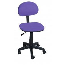 Καρέκλα Γραφείου CH28-21/PUP 40Χ40Χ90 - Μωβ
