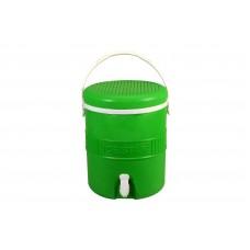 Θερμός 18lt Με Βρυσακι Ice Star Πράσινο WT-01-Α 32-800-0612