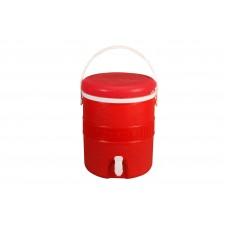 Θερμός 18lt Με Βρυσακι Ice Star Κόκκινο WT-01-Α 32-800-0612