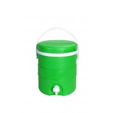 Θερμός Με Βρυσάκι 6Lt Πράσινο Ice Star WT-01 Β