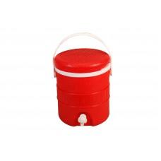 Θερμός 6lt Με Βρυσακι Ice Star Κόκκινο WT-01-Β 32-800-0612