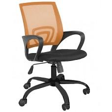 Καρέκλα Γραφείου Δίχτυ Πλαστική Βάση Πορτοκαλί ΑΒ-9050P-ORG