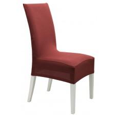 Κάλυμμα Καρέκλας Ελαστικό Μπορντώ Elegant Viopros