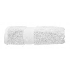 Πετσέτα Προσώπου Μονόχρωμη Πενιέ 600gr/m2 50x100εκ Λευκό Luxor Viopros