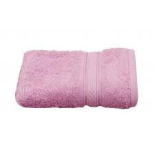 Πετσέτα Μπάνιου Μονόχρωμη 480gr/m2 70x140εκ Ροζ Classic Viopros