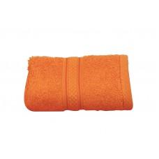 Πετσέτα Μπάνιου Μονόχρωμη 480gr/m2 70x140εκ Πορτοκαλί Classic Viopros