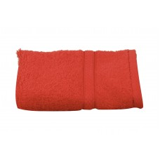 Πετσέτα Μπάνιου Μονόχρωμη 480gr/m2 70x140εκ Κόκκινο Classic Viopros