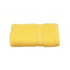 Πετσέτα Μπάνιου Μονόχρωμη 480gr/m2 70x140εκ Κίτρινο Classic Viopros