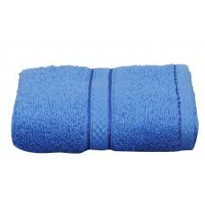 Πετσέτα Μπάνιου Μονόχρωμη 480gr/m2 70x140εκ Μπλε Classic Viopros