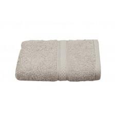 Πετσέτα Μπάνιου Μονόχρωμη 480gr/m2 70x140εκ Γκρι Classic Viopros