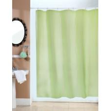 Κουρτίνα Μπάνιου Πλαστική Peva Αδιάβροχη 180x200υψ Λαχανί Viopros