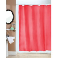 Κουρτίνα Μπάνιου Πλαστική Peva Αδιάβροχη 180x200υψ Φούξια Viopros
