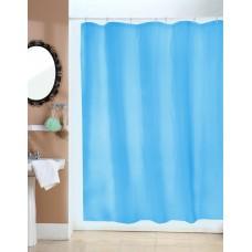Κουρτίνα Μπάνιου Πλαστική Peva Αδιάβροχη 180x200υψ Τυρκουάζ Viopros