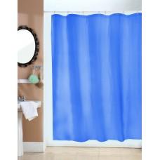 Κουρτίνα Μπάνιου Πλαστική Peva Αδιάβροχη 180x200υψ Μπλε Viopros