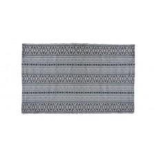 Ταπέτο - Πατάκι Βαμβακερό 65x180εκ Κόνορ Γκρι Viopros