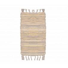 Πατάκι - Κουρελού Δερμάτινο Βραδύκαυστο 70x140εκ Χρώμα 5 Viopros