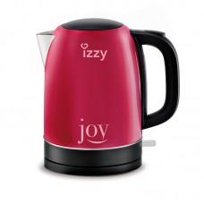 Βραστήρας 2200W 1.7Lt Joy Red IZ-3004 Izzy 223661