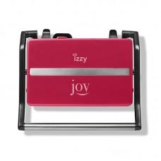Σαντουϊτσιέρα Panini Joy Red 800W IZ-2005 Izzy 223632