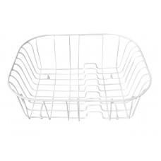 Πιατοθήκη - Στεγνωτήρι Γούρνας Νεροχύτη Λευκό Ε33 31,5x35x14υψ Hastemi