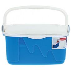 Ψυγείο Ισοθερμικό Πλαστικό Μπλε - Λευκό 10lt Curver 43x23x27υψ 21.59907