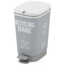 Κάδος Απορριμάτων Πλαστικός Home Service 10lt Kis 18x27x30υψ 26.21044