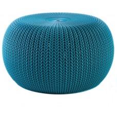 Κάθισμα Πλαστικό Μπλε Knit Cosy Keter Φ57x31,4υψ 26.00139