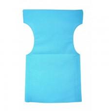 Πανί Σκηνοθέτη Ανταλλακτικό Γαλάζιο Χρώμα Pvc 600gr/m2 Φαρδύ 57x57x79υψ 00023