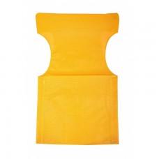 Πανί Σκηνοθέτη Ανταλλακτικό Κίτρινο Χρώμα Pvc 600gr/m2 Φαρδύ 57x57x79υψ 00023
