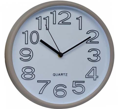 OK-shop Ρολόι Τοίχου Πλαστικό e69a6d67646